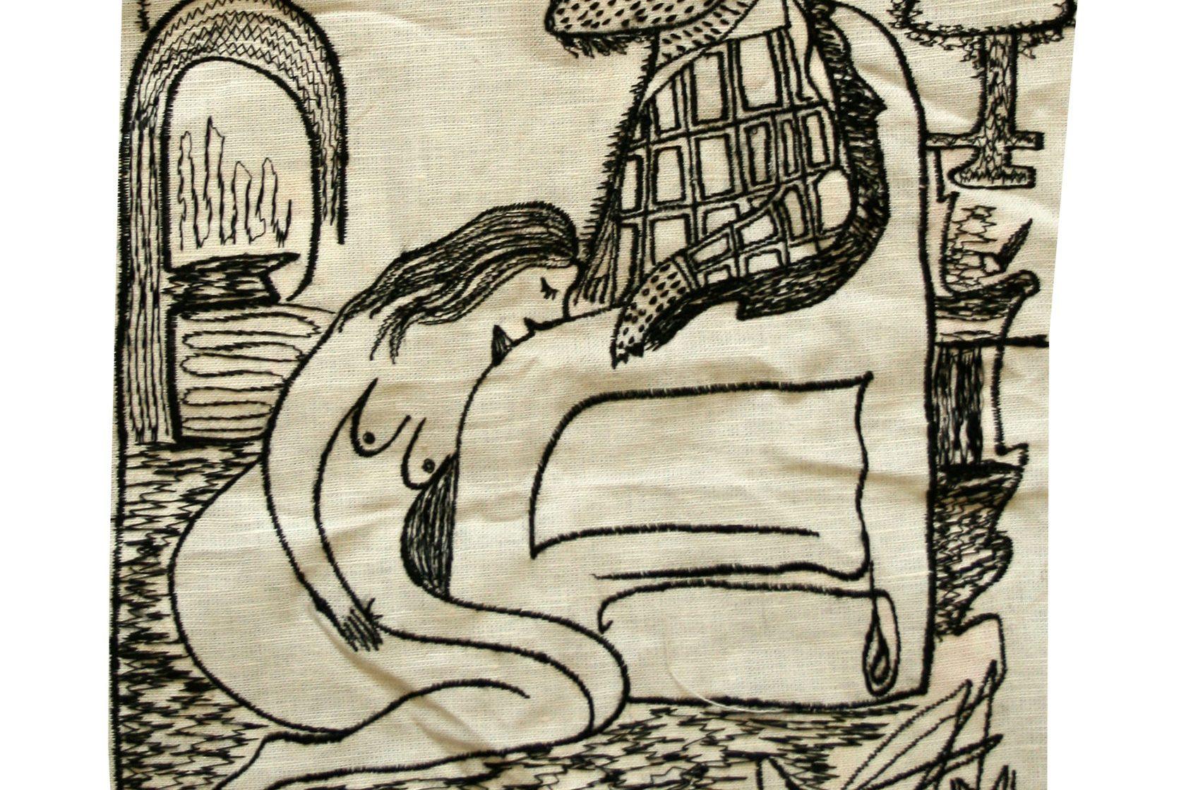 Сон жены чудака