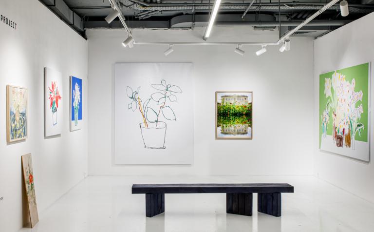 Групповая выставка «Land of Flowers»
